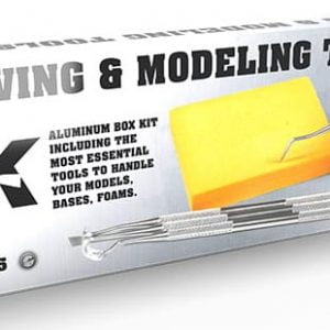 AK Interactive Carving Tools Deluxe Box AKI 9005