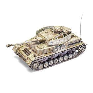 Airfix Panzer IV Ausf.H. Mid Version 1/35 Scale