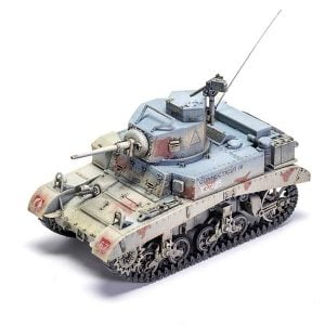 Airfix British M3 Stuart Honey 1/35 Scale