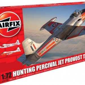 Airfix Hunting Percival Jet Provost T.3/T.3a 1:72 A02103