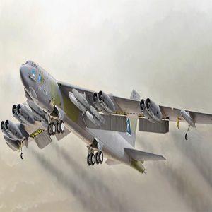 Italeri B-52G Stratofortress Gulf War 1/72
