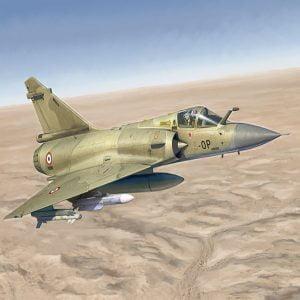Italeri Mirage 2000 1/72