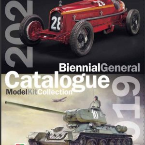 Italeri 2020 Catalog Catalogue 09305