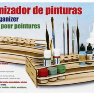 Artesania Latina Paint and Tool Accessory Organizer 27648P 27648-P