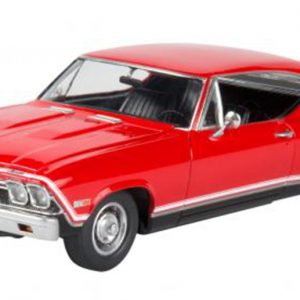 Revell 68 Chevy Chevelle SS 396 1/25 Scale 85-4445