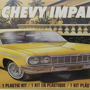 Revell 64 Chevy Impala SS 2n1 1/25 Scale 85-4487