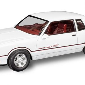 Revell 1986 Monte Carlo SS 2N1 1/24 Scale 85-4496
