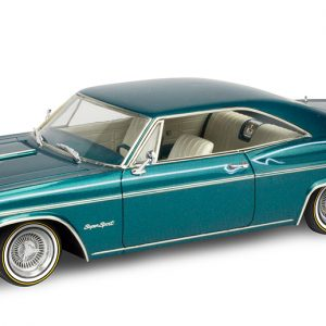 Revell 1966 Chevy Impala SS 396 2N1