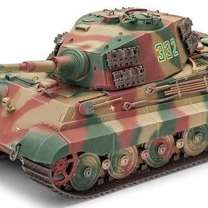 Revell 1/35 Tiger II Ausf. B full interior Platinum Edition