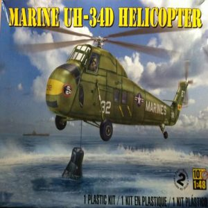 Revell Marine UH-34D Helicopter 1/48 Scale