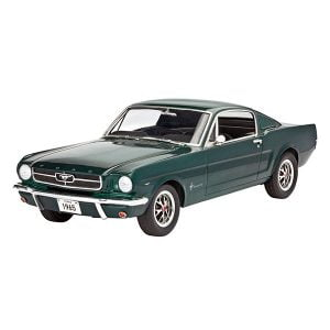 Revell 1965 Ford Mustang 2+2 Fastback 1/24 Scale