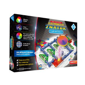 Znatok RGB Light and Colour Science Kit