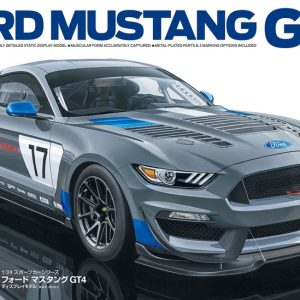 Tamiya Ford Mustang Gt4 1:24 Scale 24354