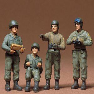 Tamiya US Tank Crew 1/35