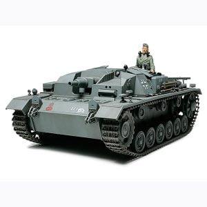Tamiya German Sturmgeschutz III Ausf.B 1/35