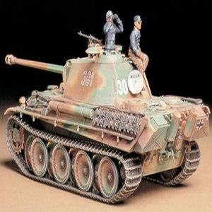 Tamiya German Panther Type G Late Version