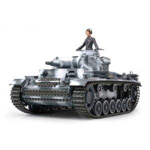 Tamiya German Panzerkampfwagen III Ausf.N 1/35 Scale