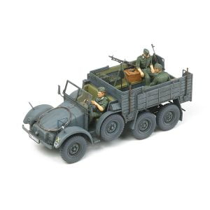 Tamiya 6x4 Krupp Personnel Carrier 1/35 Scale