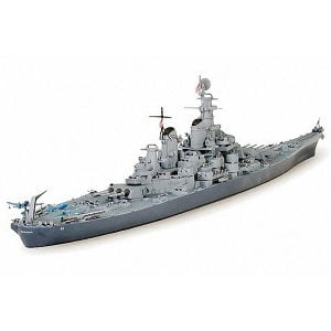 Tamiya US Navy Battleship BB-63 Missouri 1/700 Scale