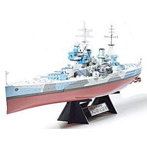 Tamiya British King George V 1/350 Scale