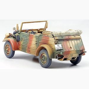 Tamiya German Kubelwagen Type 82 1/48 Scale