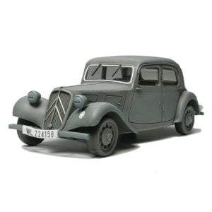 Tamiya Citroen IICV Staff Car
