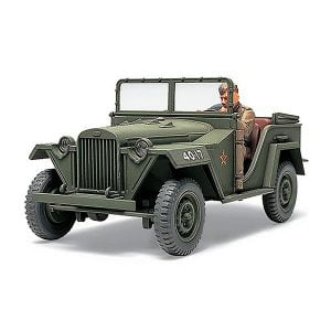 Tamiya Russian Field Car Gaz-67B