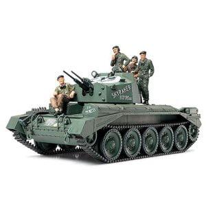 Tamiya British Crusader Mk.III Anti-Aircraft Tank Mk III 1/48 Scale