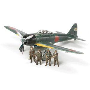 Tamiya A6M3/3a Zero Zeke 1/48 Scale