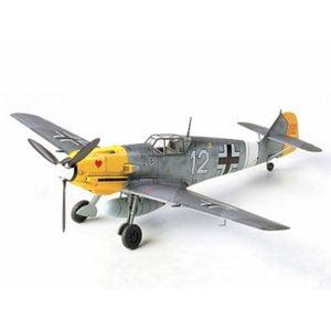 Tamiya Messerschmitt Bf109 E-4/7 Trop 1/72