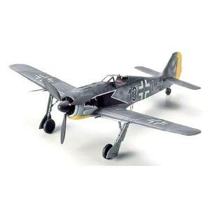 Tamiya Focke Wulf Fw190 A-3 1/72 Scale