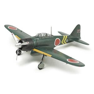 Tamiya A6m3/3a Zero Model 1/72 Scale