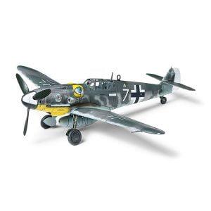 Tamiya Messerschmitt Bf109 E3 1/72 Scale