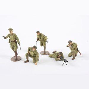 Tamiya WWI British Infantry Set 1/35