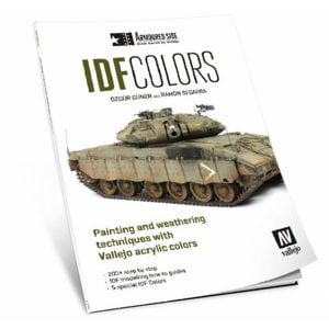 Vallejo IDF Colors Book