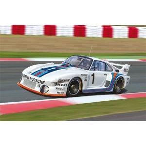 Italeri Porsche 935 Baby 1/24 Scale