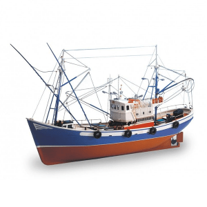 Artesania Latina Carmen II Tuna Fishing Boat 1/40 Scale 18030