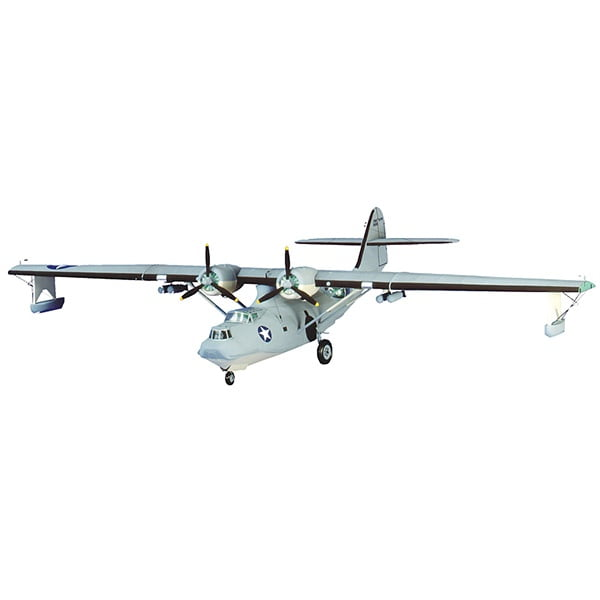 Guillows Catalina PBY-5a 45 inch Wingspan