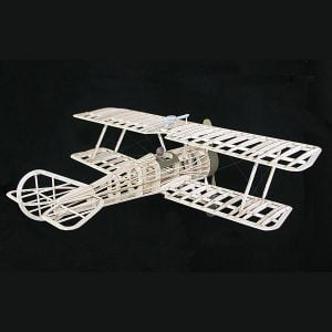 Guillows American Thomas Morse S4C Scout 24 Inch Wingspan Laser Cut 201