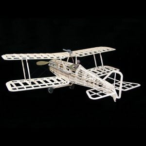 Guillows British S.E.5A 24 inch Wingspan