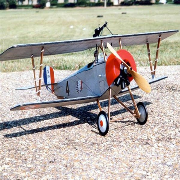 Guillows Nieuport II 24 inch Wingspan 203