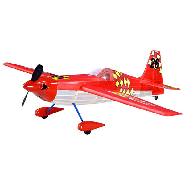 Guillows Edge 540 20.25 Inch Wingspan Laser Cut 703LC