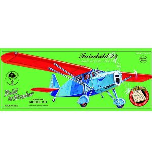 Guillows Fairchild 24 25 Inch Wingspan Laser Cut 701LC