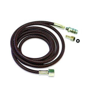 Paasche 6 foot Air Hose with Quick Disconnect A-1/8-6Q