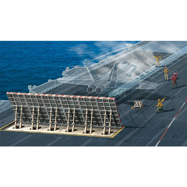 Italeri Carrier Deck Section 1/72 Scale