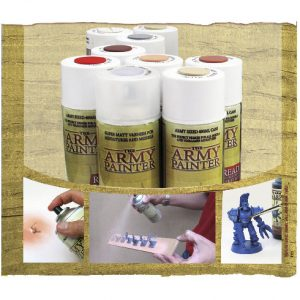 The Army Painter Spray Cans