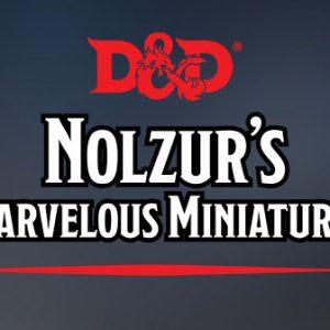 D&D Nolzurs Marvelous Miniatures