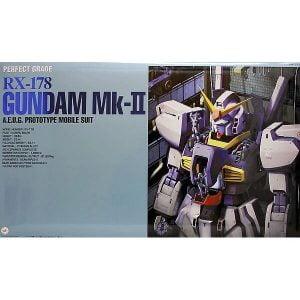Bandai Gundam RX-178 MK II A.E.U.G. 1/60 Scale Perfect Grade 106047