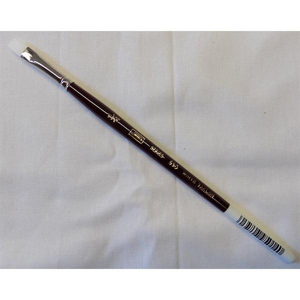 Heinz Jordan White Taklon Brushes Series 950 1/4 inch