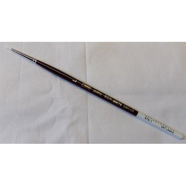 Heinz Jordan White Taklon Brushes Series 970 1